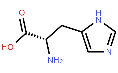 L-組氨酸