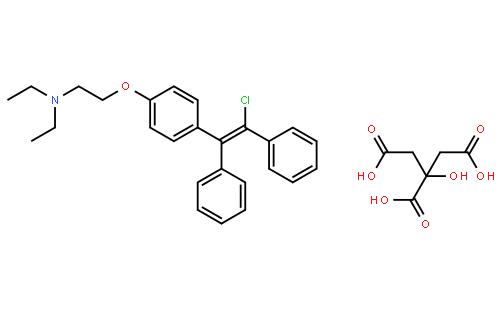枸橼酸氯米芬