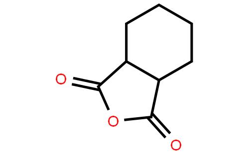 六氢苯酐结构式