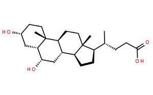 异脱氧胆酸;猪去氧胆酸