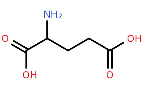 谷氨酸的结构_56-86-0_谷氨酸CAS号:56-86-0/谷氨酸中英文名/分子式/结构式 - 960化工网