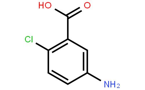 2-氯-5-氨基苯甲酸
