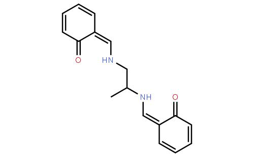 N,N'-双(亚水杨基)-1,2-丙二胺