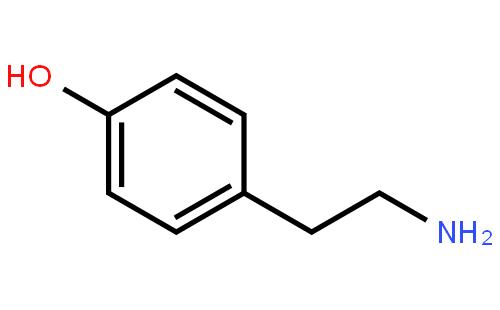 对羟基苯乙胺
