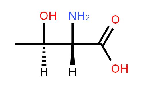 苏氨酸结构式