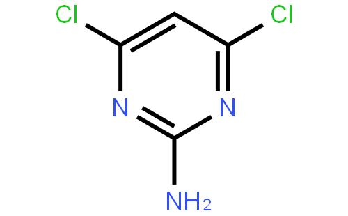 2-氨基-4,6-二氯嘧啶