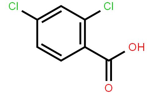 2,4-二氯苯甲酸