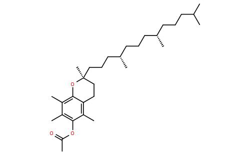 D-alpha-生育酚醋酸酯