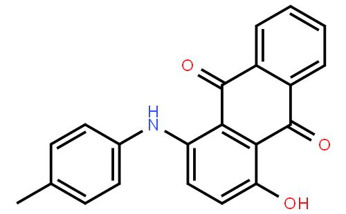 1-羟基-4-(对甲苯胺基)-蒽醌