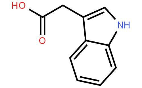 吲哚乙酸结构式