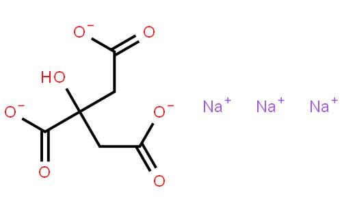 柠檬酸三钠
