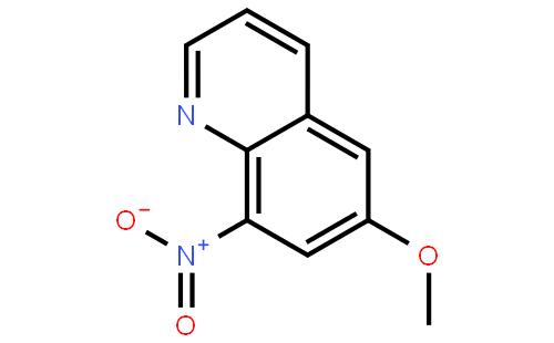 6-甲氧基-8-硝基喹啉