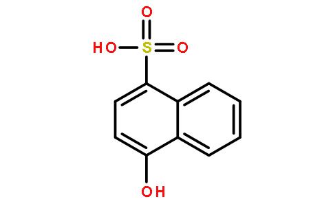 1-萘酚-4-磺酸