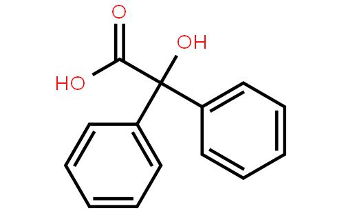 二苯乙醇酸