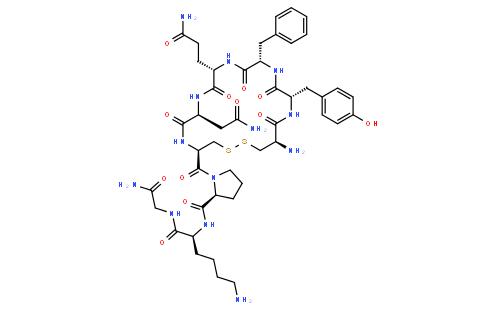赖氨酸加压素