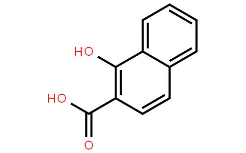 1-萘酚-2-甲酸