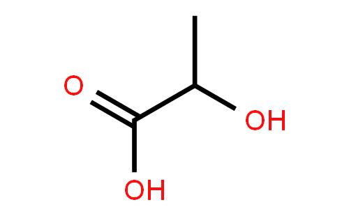 乳酸结构式