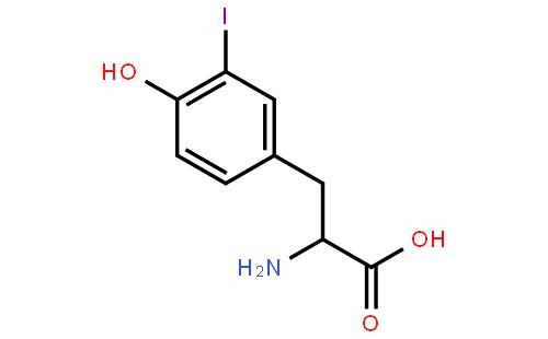 3-碘-L-酪氨酸