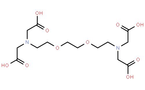 乙二醇双(2-氨基乙基醚)四乙酸