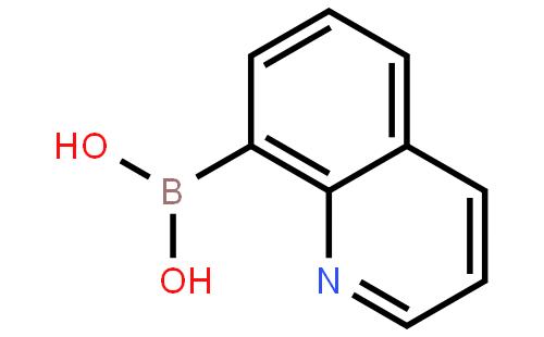 8-喹啉硼酸
