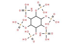 环己六醇磷酸酯;肌醇六磷酸酯;肌醇六磷酸