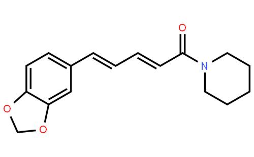 胡椒碱结构式