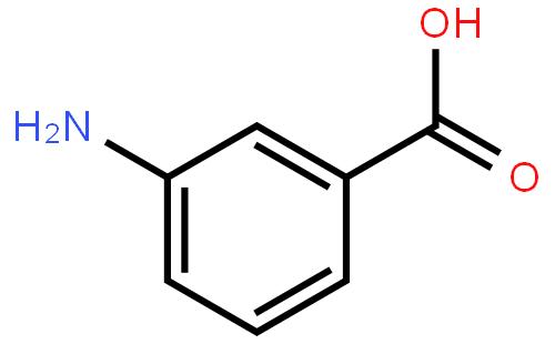 间氨基苯甲酸