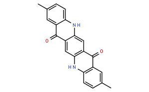 2,9-二甲基喹啉并[2,3-B]吖啶-7,14(5H,12H)-二酮