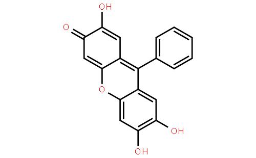 9-苯基-2,3,7-三羟基-6-荧光酮