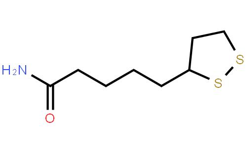 ( /-)-alpha-硫辛酰胺