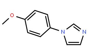 1-(4-甲氧基苯基)-1H-咪唑,98%