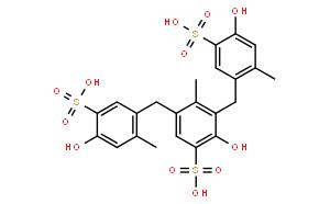 聚甲酚磺醛