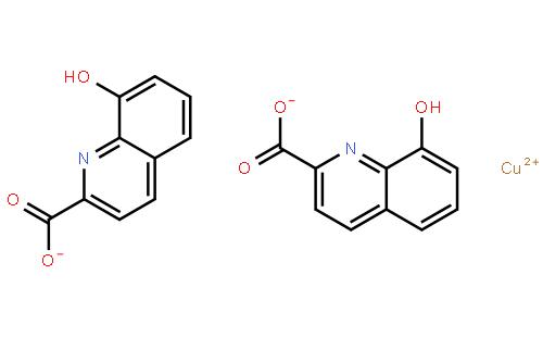 8-羟基喹啉铜