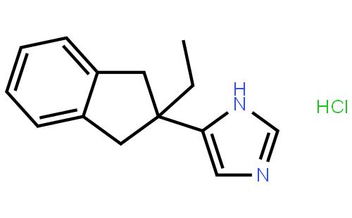 阿替美唑盐酸盐结构式