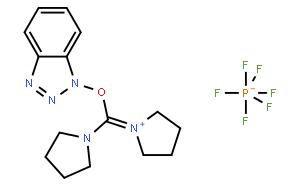 O-(苯并三唑-1-基)-N,N,N',N'-二吡咯基脲六氟磷酸酯 HBPyU