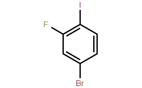 1-溴-3-氟-4-碘苯