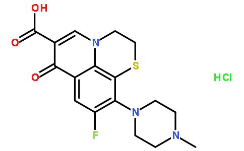 噻嗪环的结构式