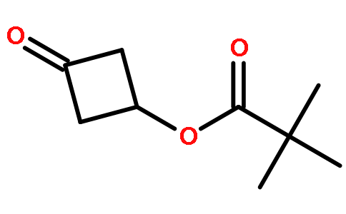 3-氧代环丁基三甲基乙酸盐(1071194-23-4)