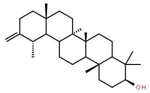 Urs-20(30)-en-3-ol, (3b,18a,19a)-