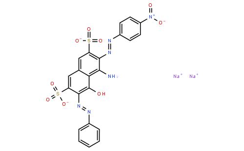 氨基黑10B, 用于电泳