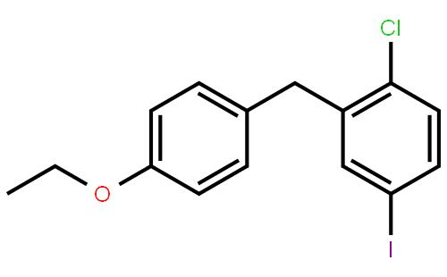4-Iodo-1-chloro-2-(4-ethoxybenzyl)benzene