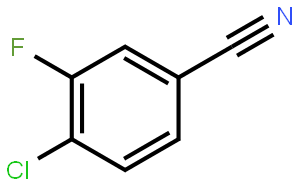 4-氯-3-氟苯甲腈
