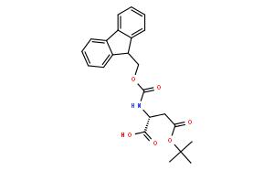 N-芴甲氧羰基-D-天冬氨酸-4-叔丁酯