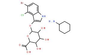 5-溴-4-氯-3-吲哚葡萄糖苷