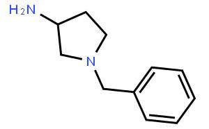 (3S)-(+)-1-苄基-3-氨基吡咯烷