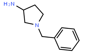 (3R)-(-)-1-苄基-3-氨基吡咯烷