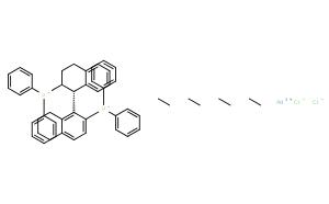 [(R)-(+)-2,2'-双(二苯基膦)-1,1'-联萘]二氯化钯R-Binap二氯化钯