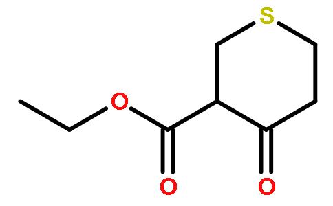 2H-Thiopyran-3-carboxylicacid, tetrahydro-4-oxo-, ethyl ester