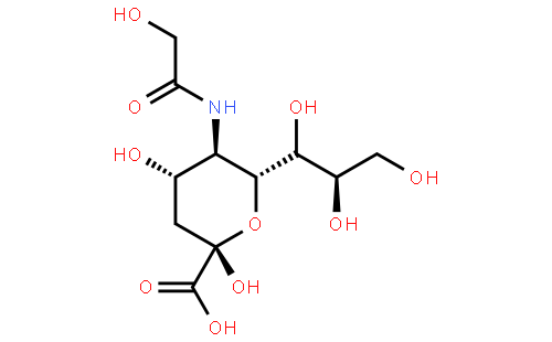 N-羟乙酰神经氨酸