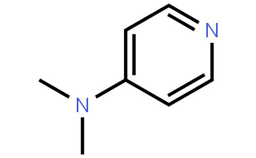 4-二甲氨基吡啶结构式
